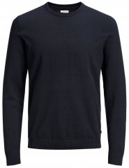 Jack & Jones Crew neck Knitted Sweater Navy