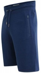 D555 Jackie Ribbed Jersey Shorts Navy