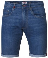 D555 Nate Stretch Denim Shorts