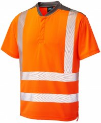 Leo Putsborough COOLMAX® Performance T-Shirt Hi-Vis Orange