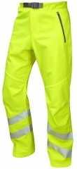 Leo Landcross Stretch Pants Hi-Vis Yellow
